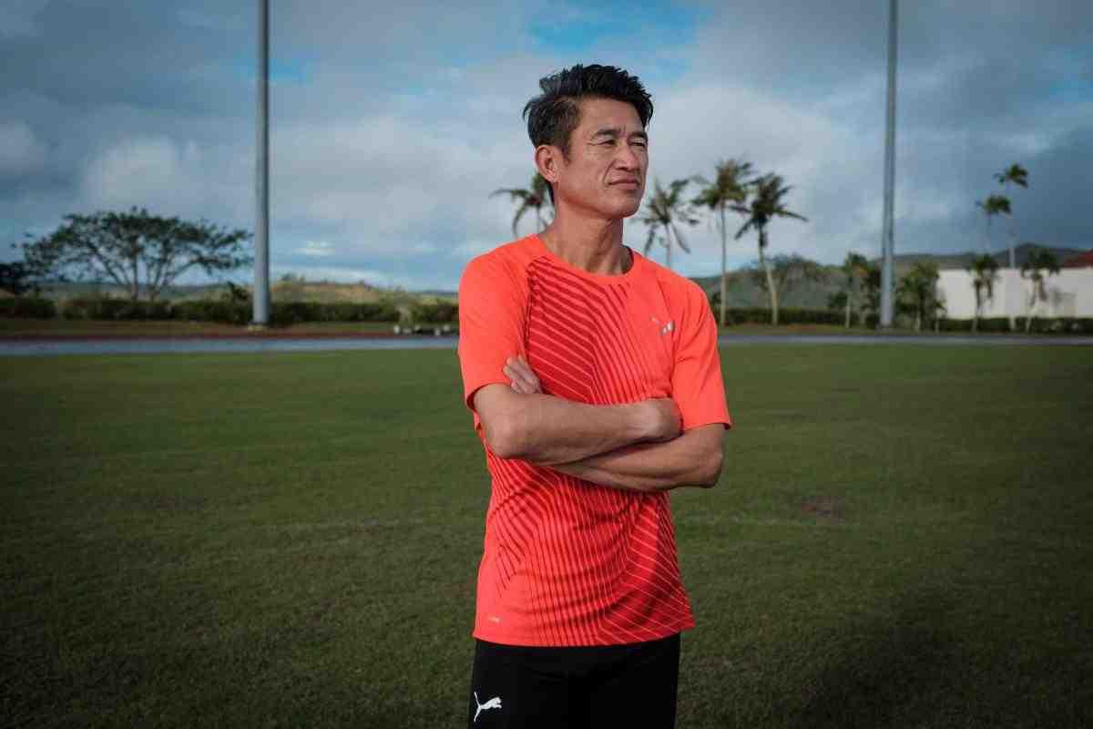 Football: à 53 ans, le Japonais Miura est le plus ancien joueur professionnel du monde