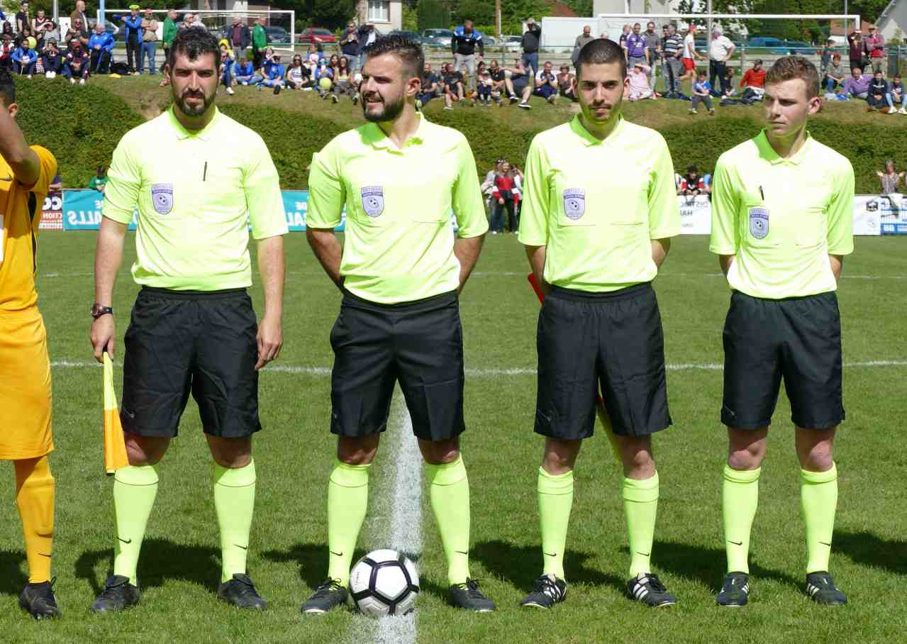 Coupe de France de football: A.S Panazol se qualifie, fin de l'aventure de Feytiat et Aixe-sur-Vienne
