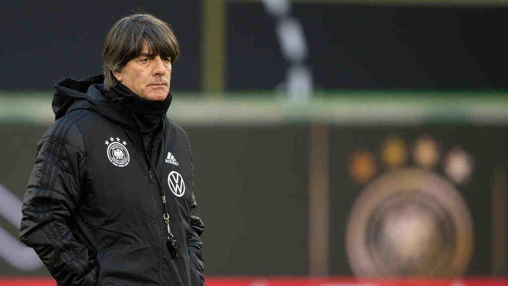 Football: Joachim Löw quitte l'entraîneur de l'Allemagne après la Coupe d'Europe