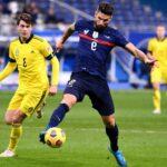 Football: la France sécurise le minimum contre le Kazakhstan