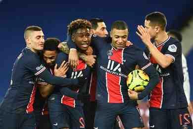 PSG, OM y Nantes rezagados