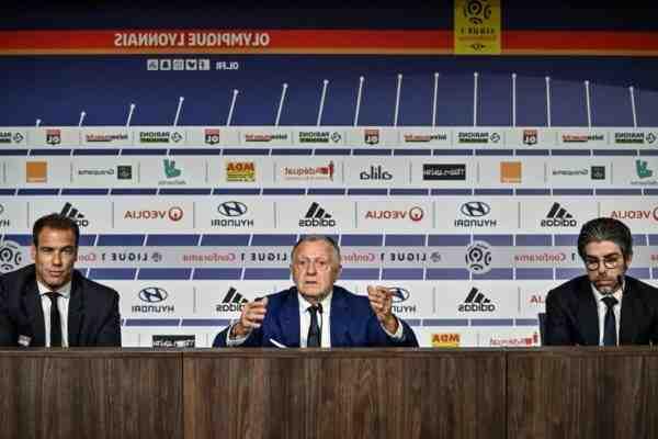 Vincent Ponsot, PDG du football de l'OL, sur les salaires des clubs: «Des raisons de cohérence ...